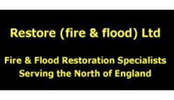 insurance claim consultant - restore fire logo