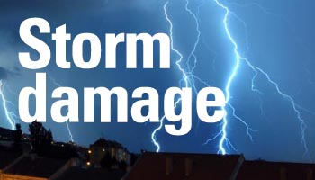 storm damage insurance repair